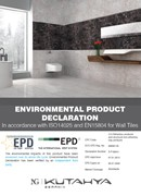 EPD - Wall Tiles