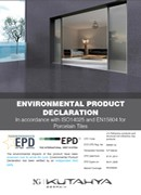EPD - Porselen Karo