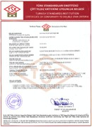 Certificate Of Comformity to Double Star Criteria