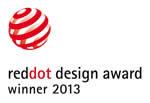 Reddot Design Award Winner 2013