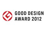 Good Design Award Winner 2012