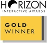 Horizon Interactive Awards - Gagnant d'or