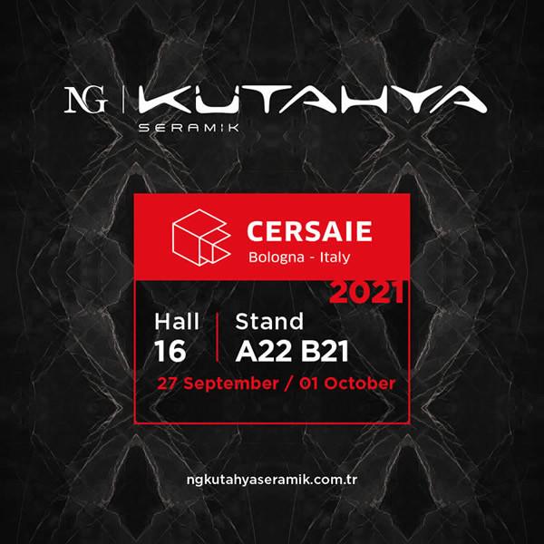 Meet us at Cersaie!
