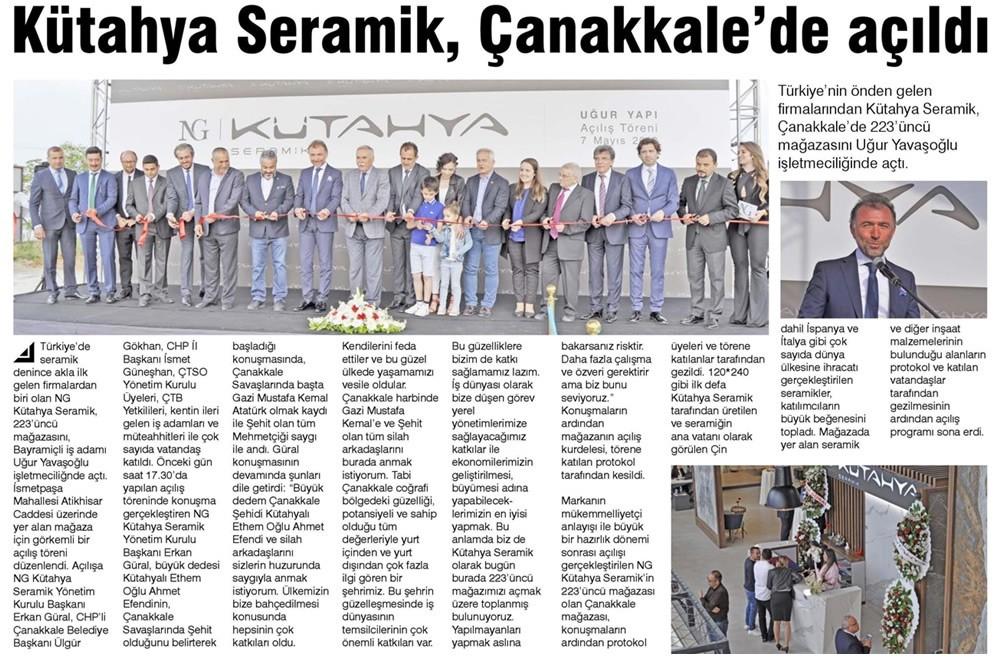 Burası Çanakkale Gazetesi