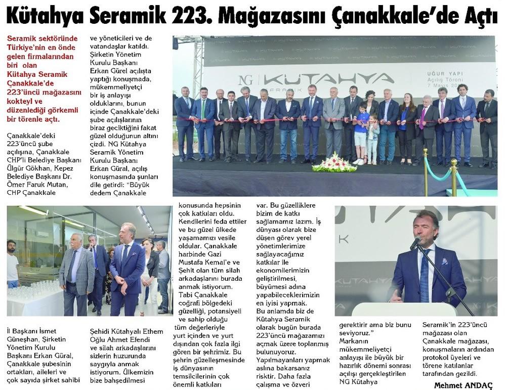 Gazete Boğaz